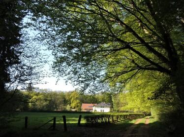 Försterhaus im Herrenholz